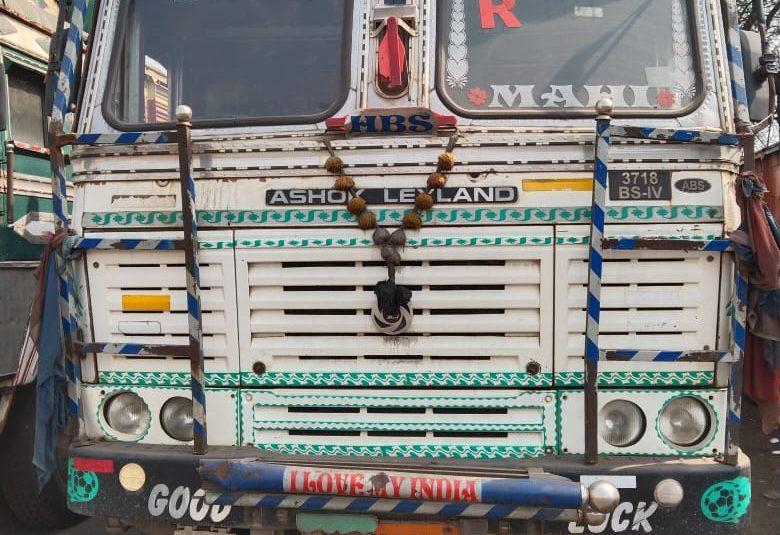 Used Ashok Leyland 3718 IL Truck