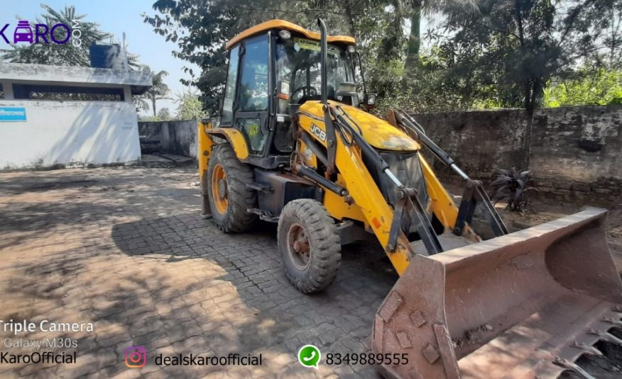 JCB 3dx Backhoe Loader