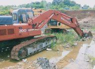 TATA Hitachi Ex-200