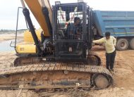 Sany 210 Excavator