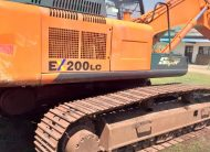 TATA HITACHI EX-200 LC