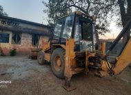 CAT 424B Backhoe Loader