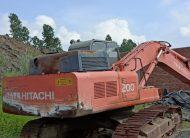 Used TATA HITACHI EX-200 LC